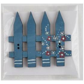 Boton Valla pintada (azul)