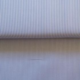 Tela de rayas azul blanco