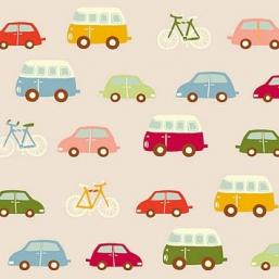 Tela de coches