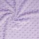 Tela minky color lavanda