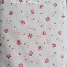 Tela de flores