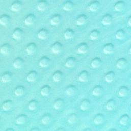 tela minky color agua