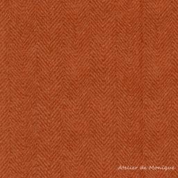 Franela Wooles Flannels  color naranja