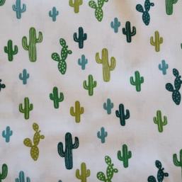 Tela infantil cactus